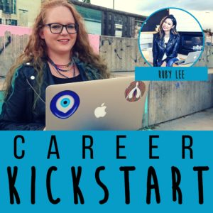 Ruby Lee talks Attracting HR, Career Change, and Building a Side Hustle