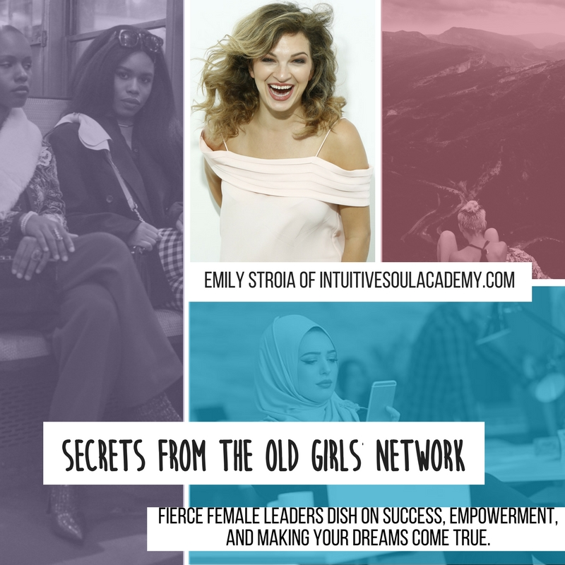 Being A Conscious Leader – Secrets From the Old Girls Network