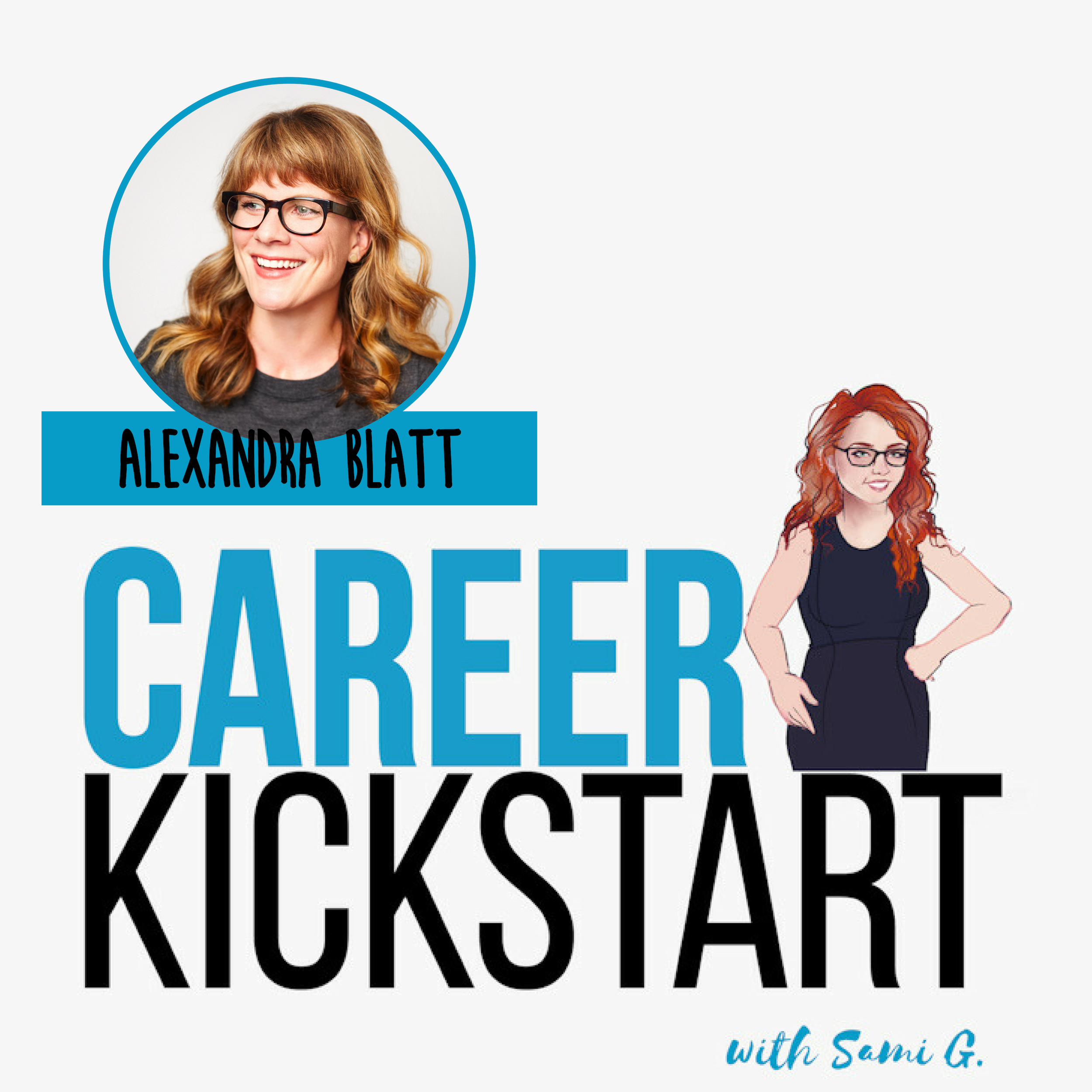 Alexandra Blatt Talks Career Change from Acting to User Experience Design