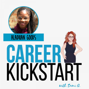 Aladrian Goods Talks Going From Marketing/Events Coordinator to UX Designer
