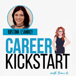 Kristina Csanaky Talks Career Change from HR into UX