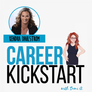 Kendra Dahlstrom Talks Bold Leadership, Silicon Valley, and being a Mom & Entrepreneur