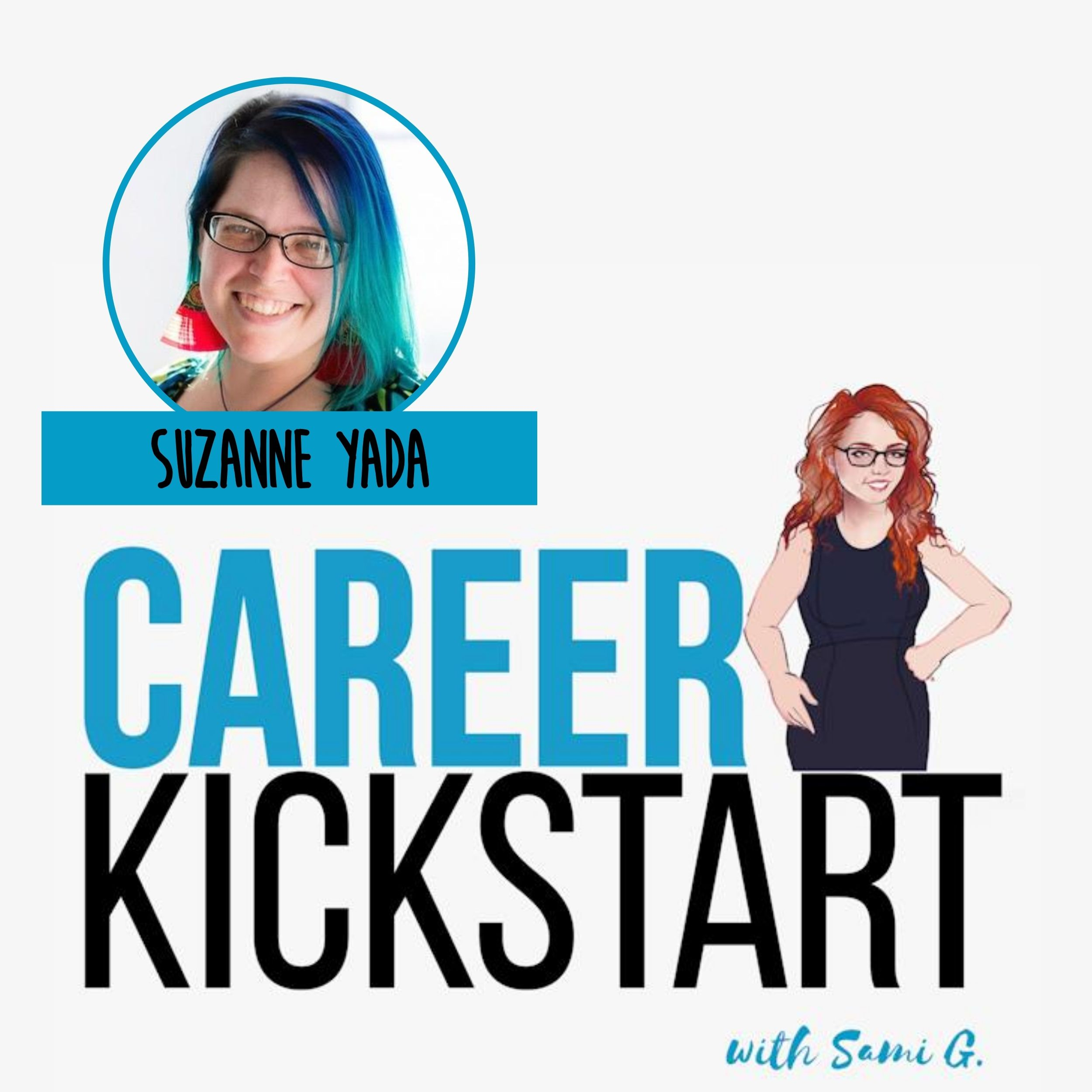 Suzanne Yada Talks Starting a Freelance Business with an Email