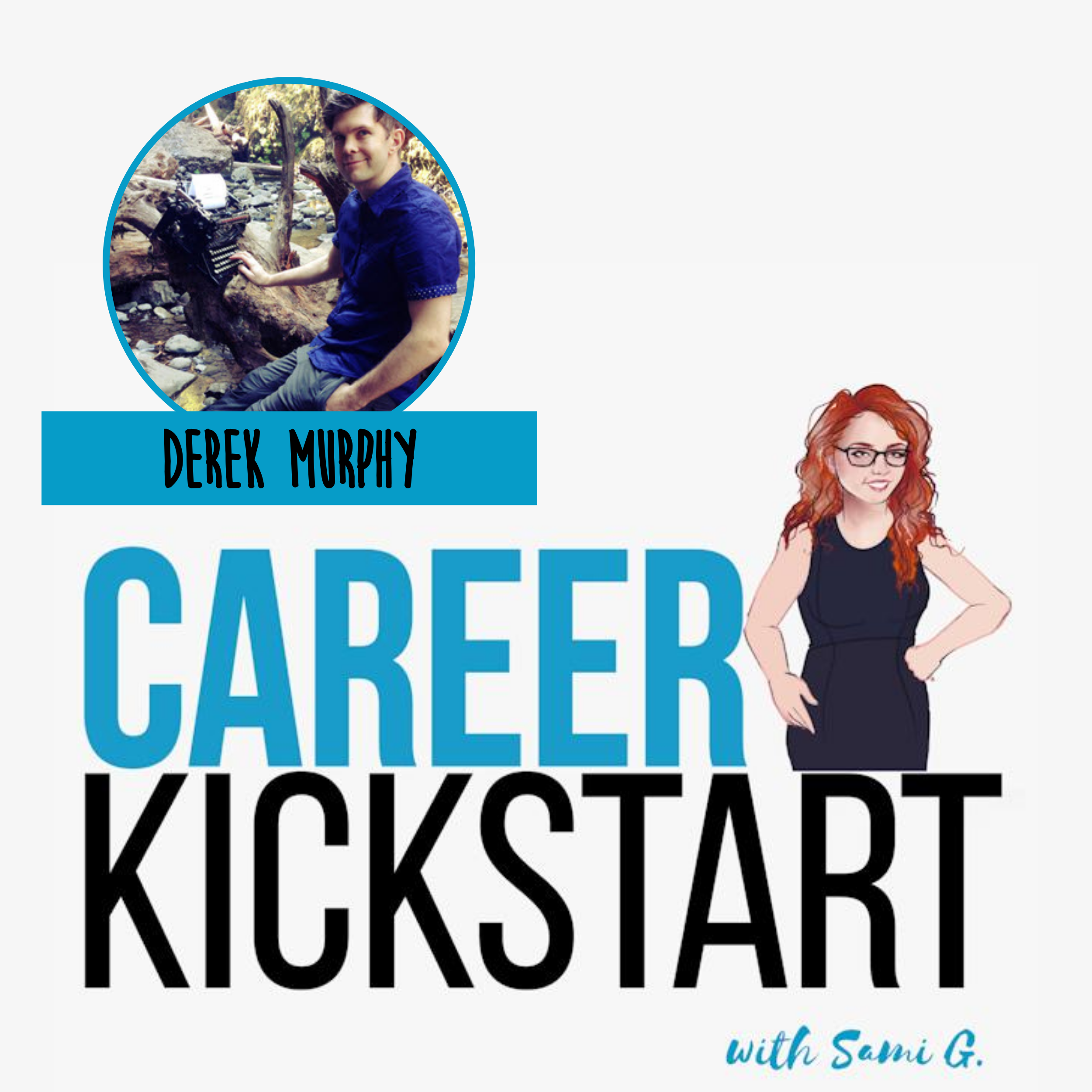 You are currently viewing Derek Murphy talks Creative Careers, Publishing, and Working Writers
