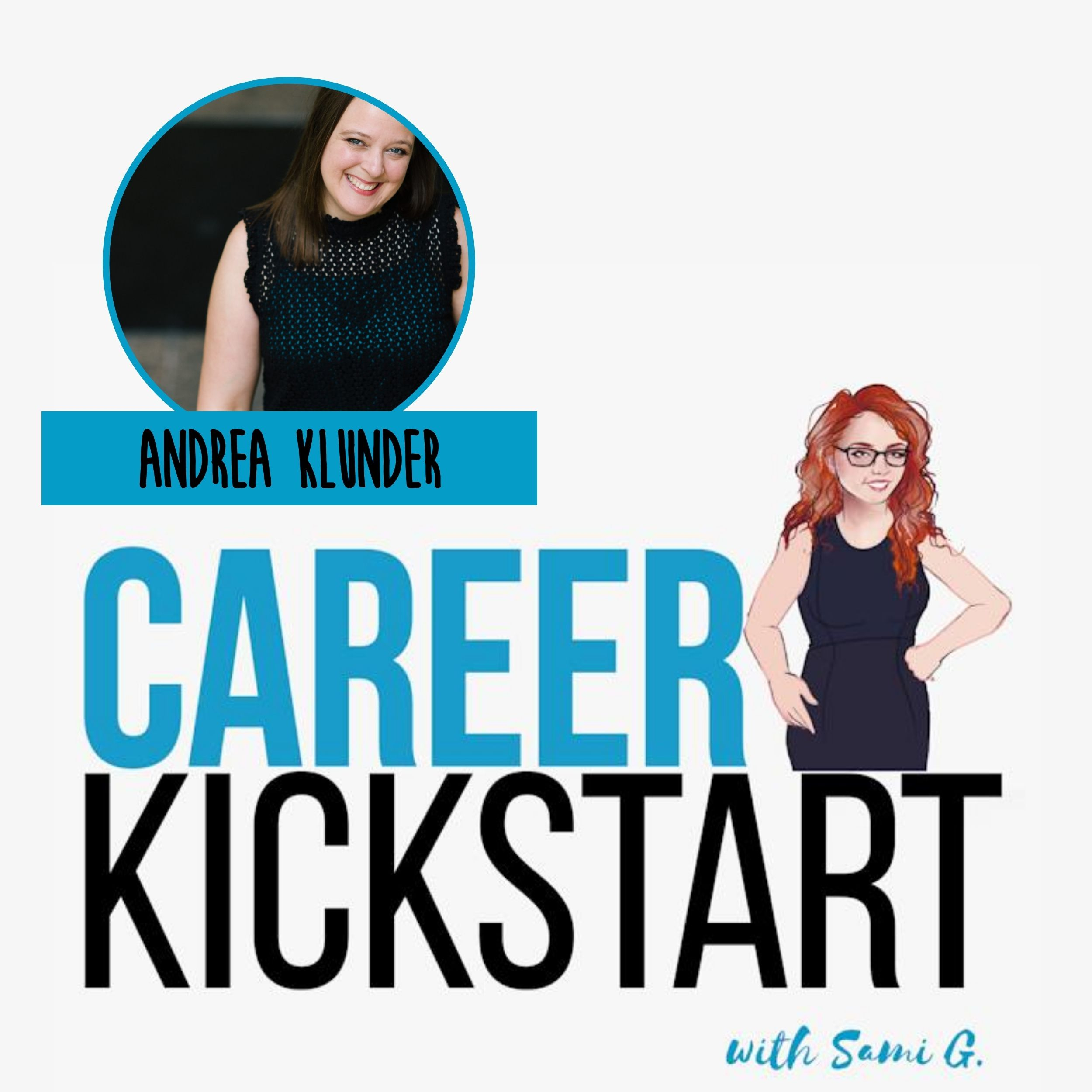 Read more about the article Andrea Klunder Talks Starting Your Podcast